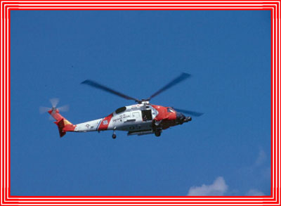 USCG Helicopter